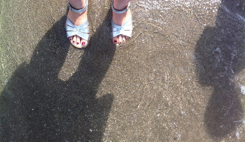 Things I love: Saltwater sandals