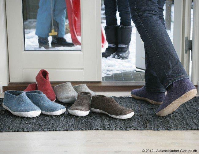 Things I love: Glerups slippers - Erin
