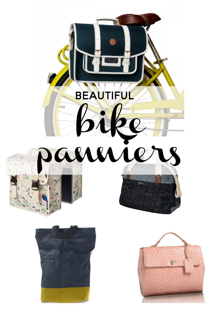 bike panniers PIN