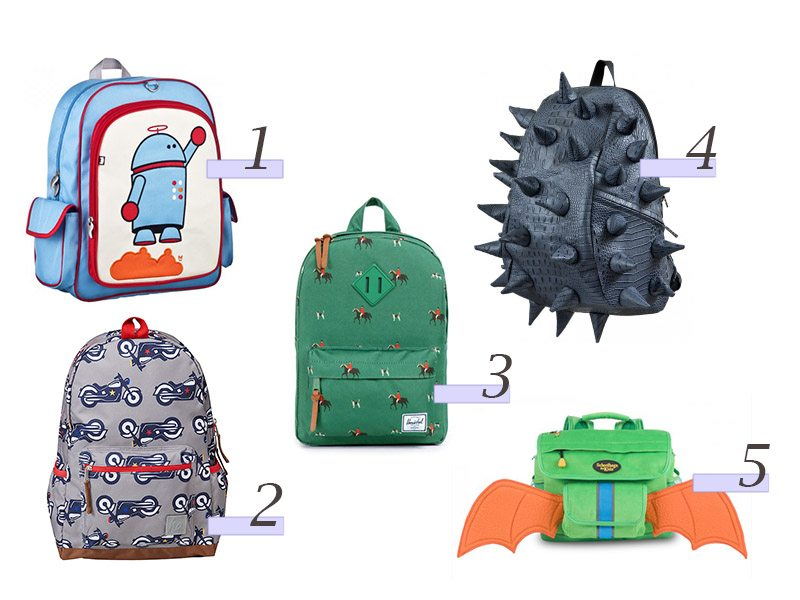 Lovely things: cool schoolbag edition