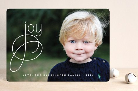 Lovely things: Holiday photo cards from Minted