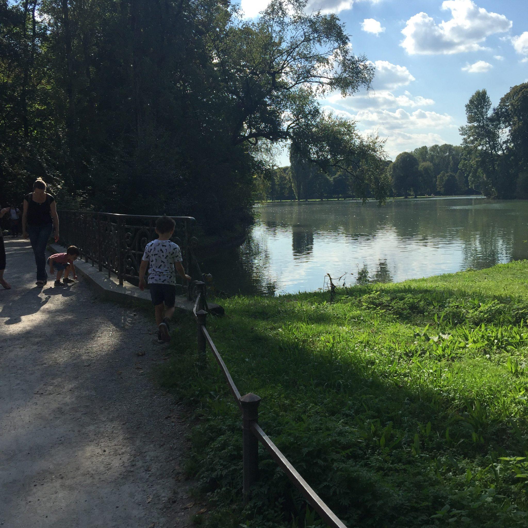 Englisch Garten, Munich