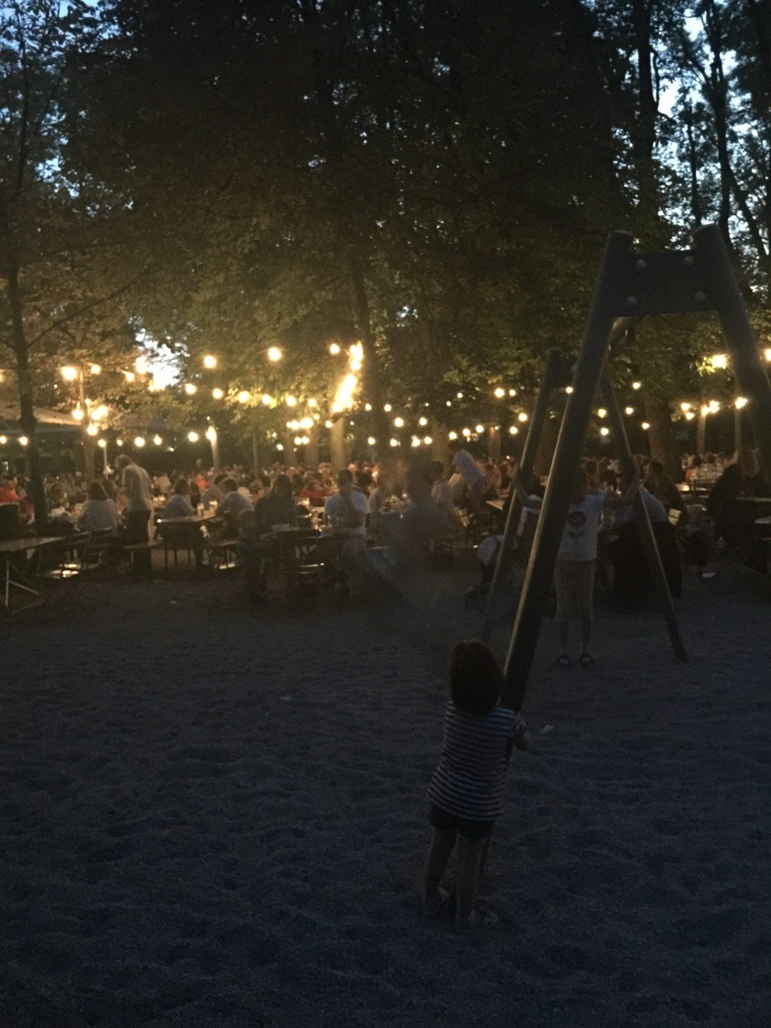 Taxisgarten, Munich