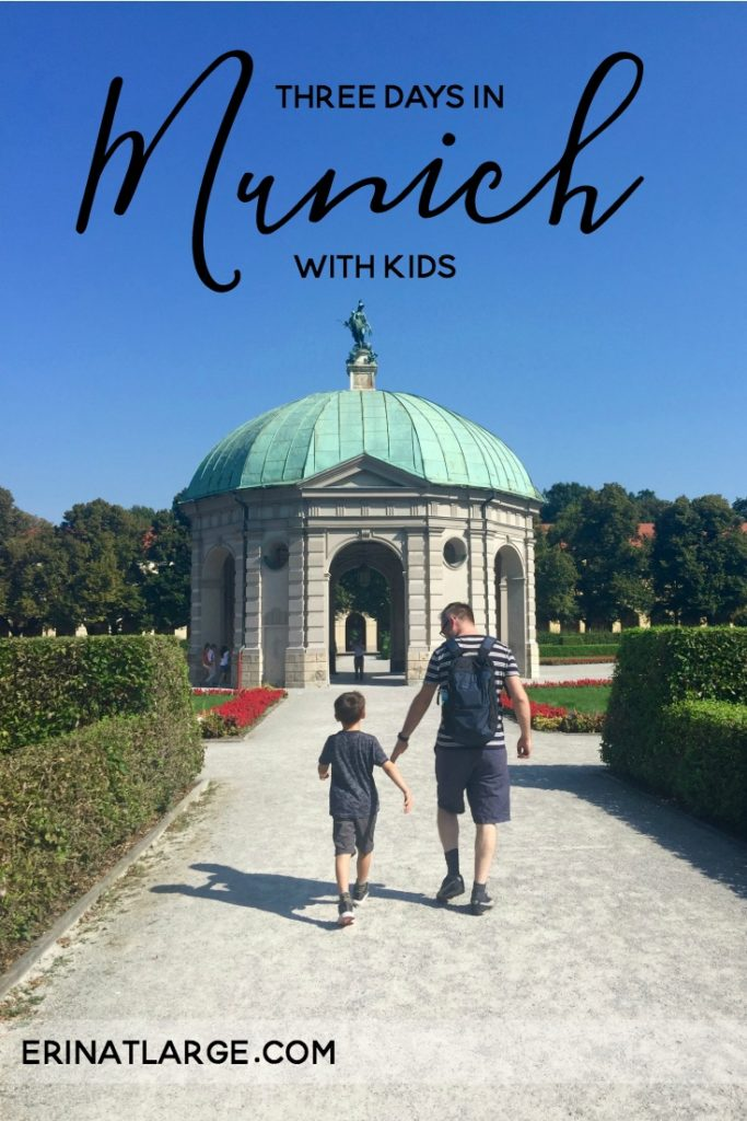 three days in Munich with kids