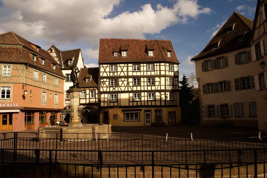 Colmar square