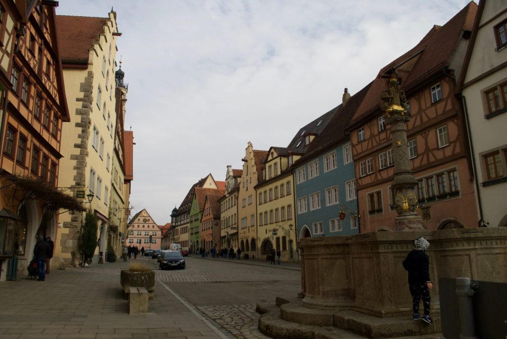 Visiting Rothenburg ob der Tauber with Kids