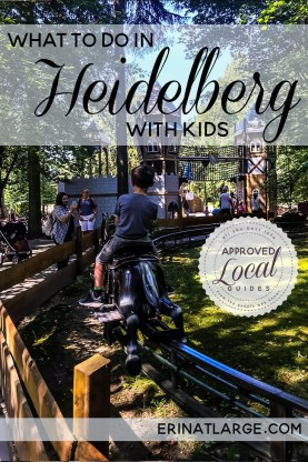 Heidelberg, Germany is a lovely storybook German town that's great for kids - we know because we live here! Let us take you on a locals tour of our home abroad.