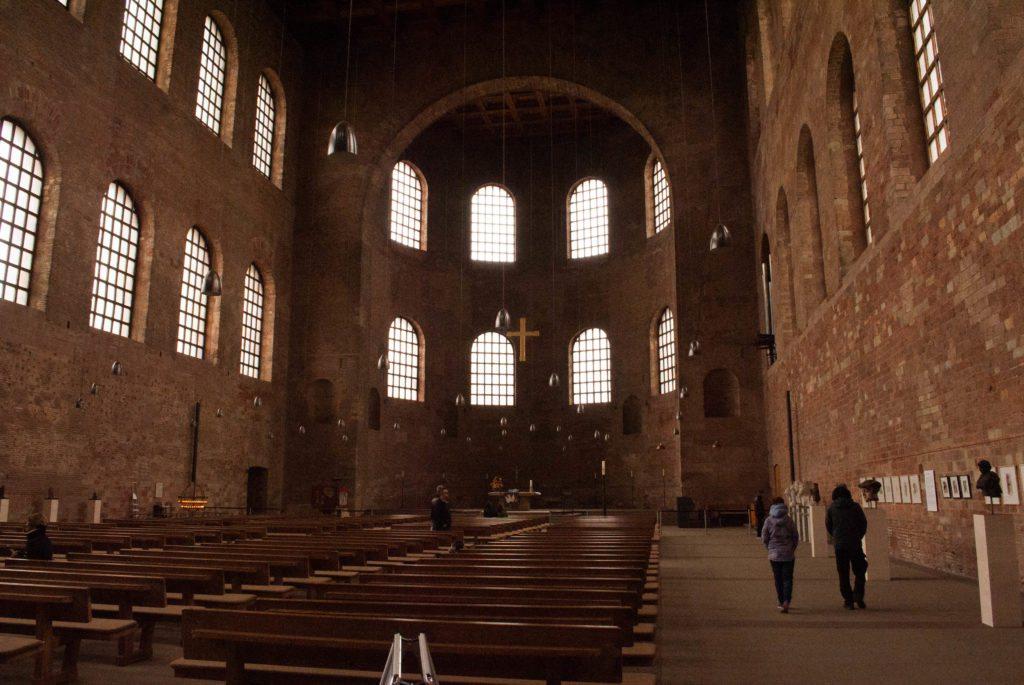 Trier Konstantinbasilika 2