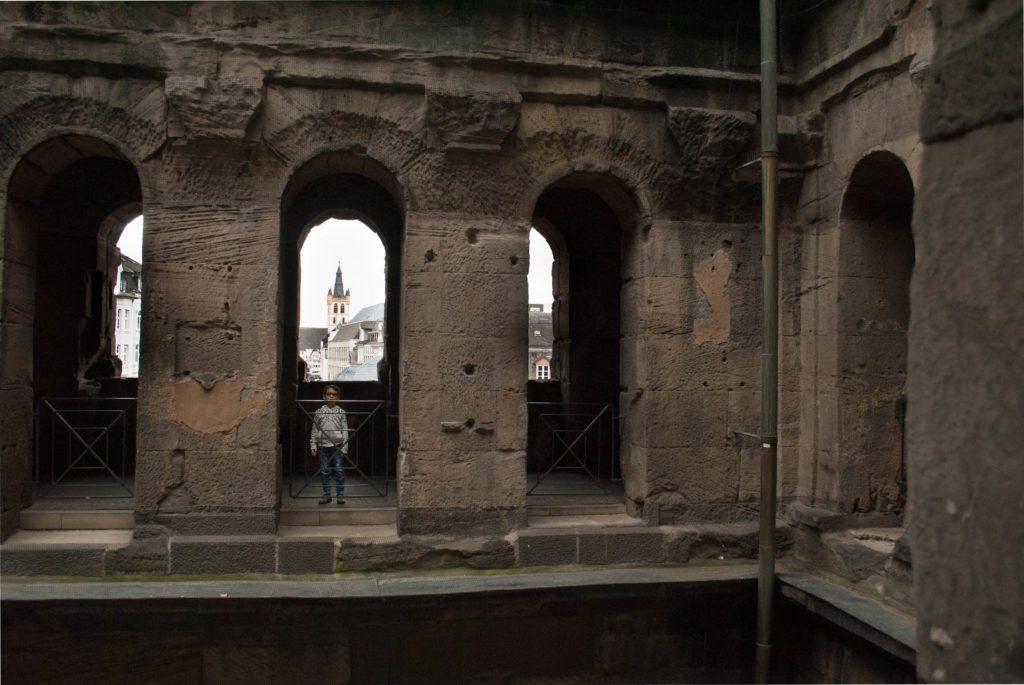Trier Porta Nigra 4