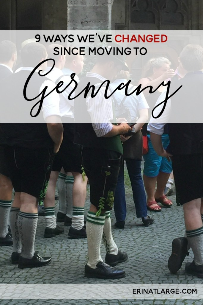 9 ways we've changed since moving to Germany