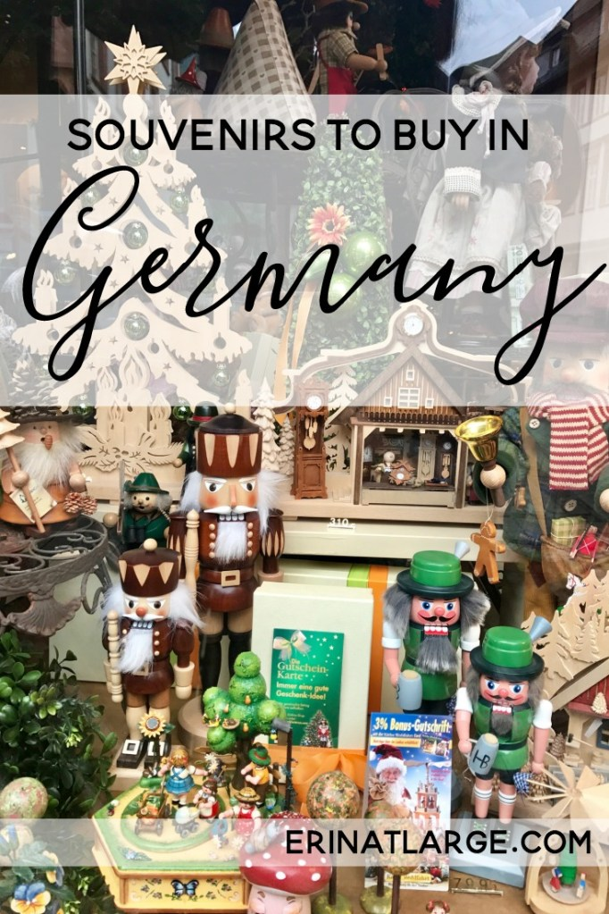Souvenirs to buy in Germany PIN
