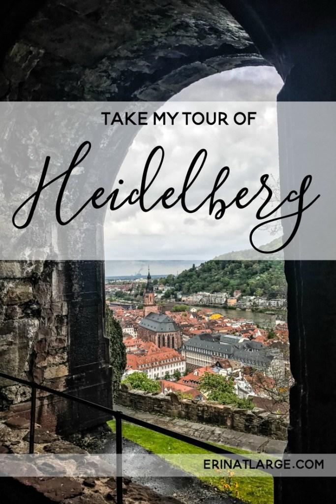 take my tour of heidelberg PIN