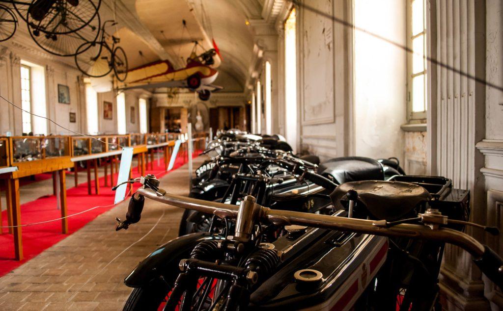 Savigny les Beaune motorcycles