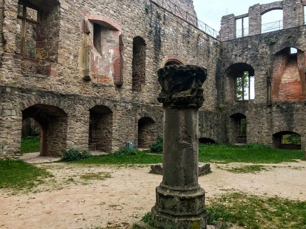 Black Forest Burg Hohenbaden2