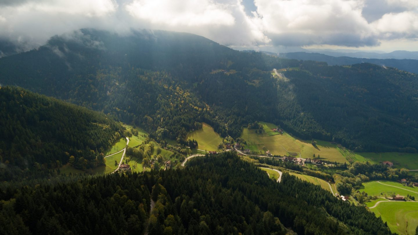 The Black Forest High Road