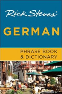 Rick Steves German Phrase Book