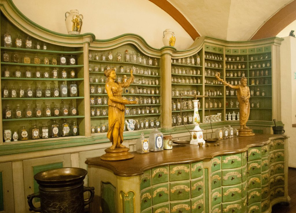 German Pharmacy Museum 1