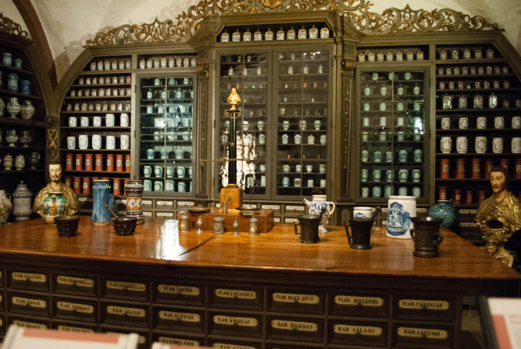 Can you imagine dusting all those jars?