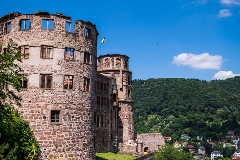 Getting from Frankfurt to Heidelberg