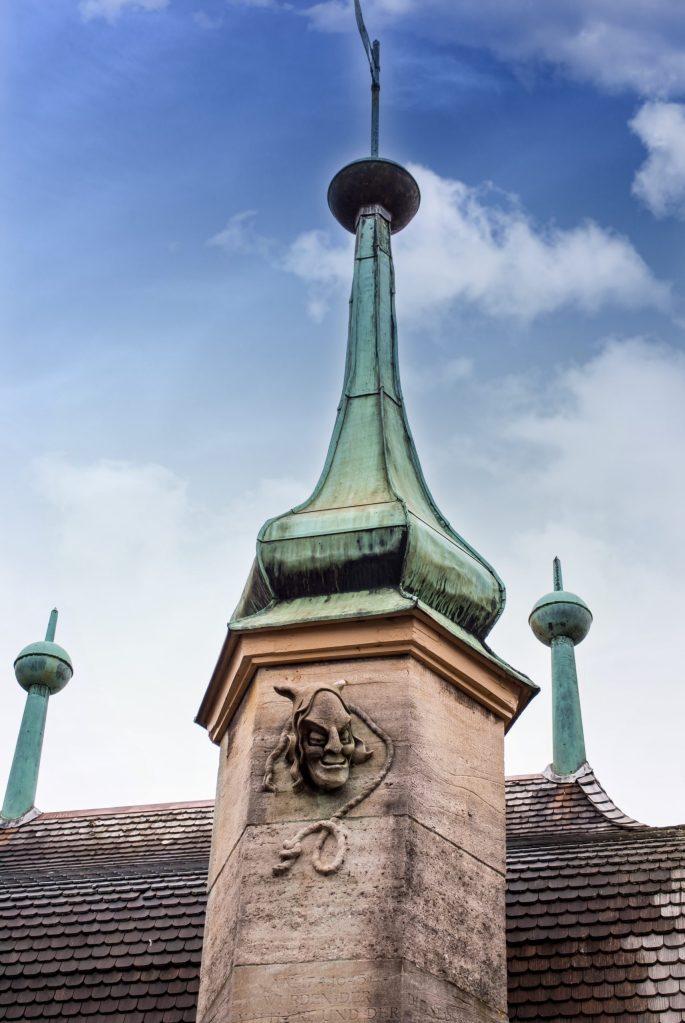 Schwäbisch Hall stone face