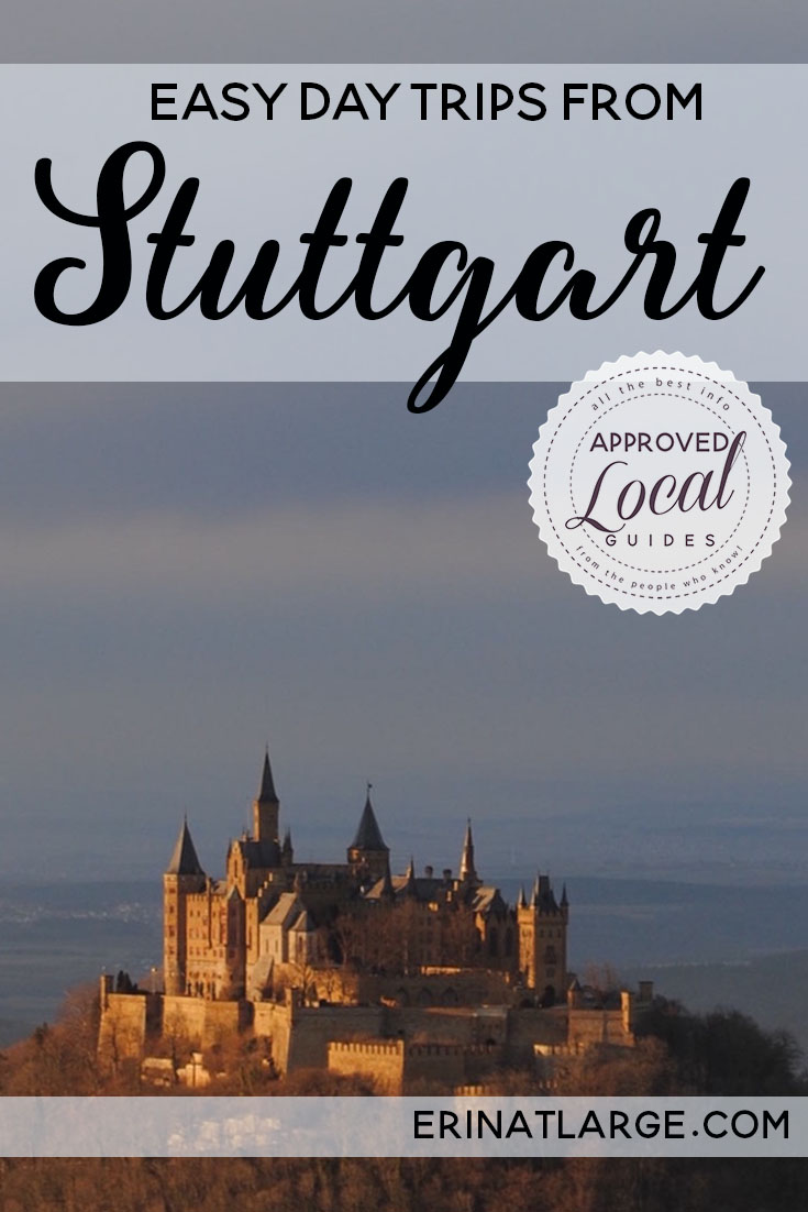 Day trips from Stuttgart PIN