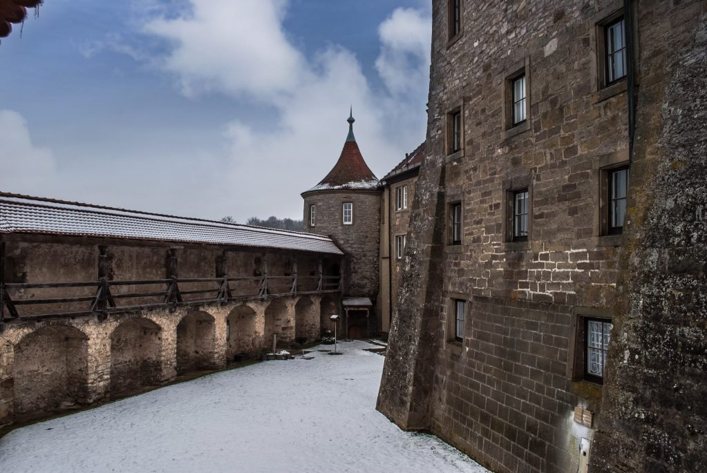 Kloster Großcomburg 9