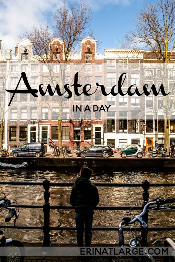 Amsterdam in a day PIN