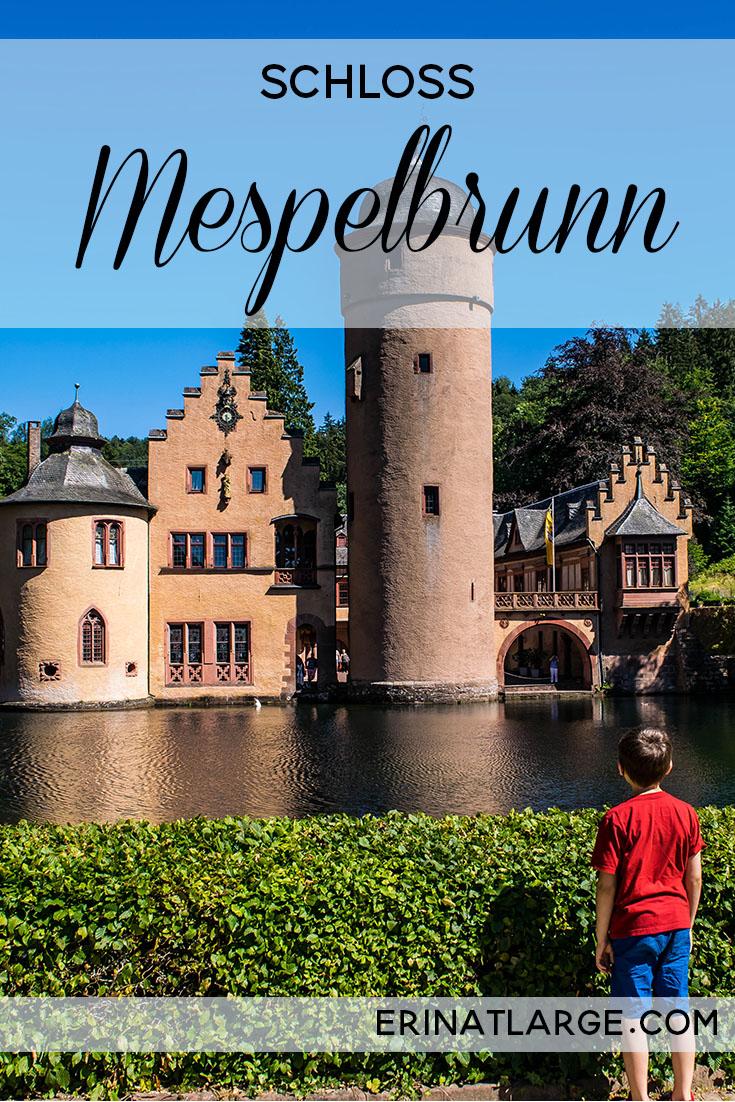 Schloss Mespelbrunn PIN