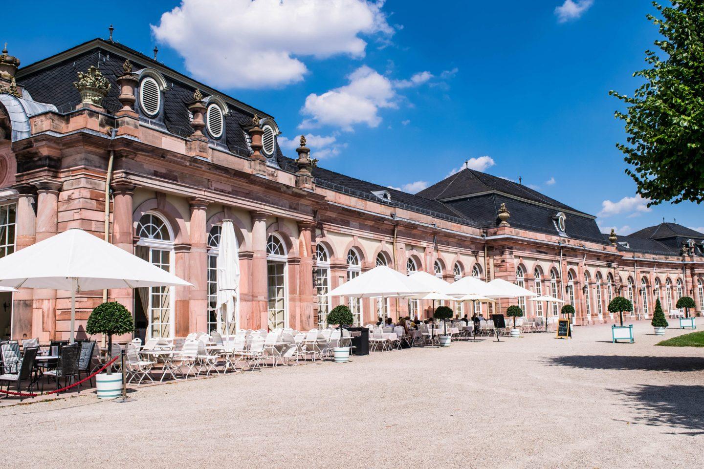 Schloss Schwetzingen 6