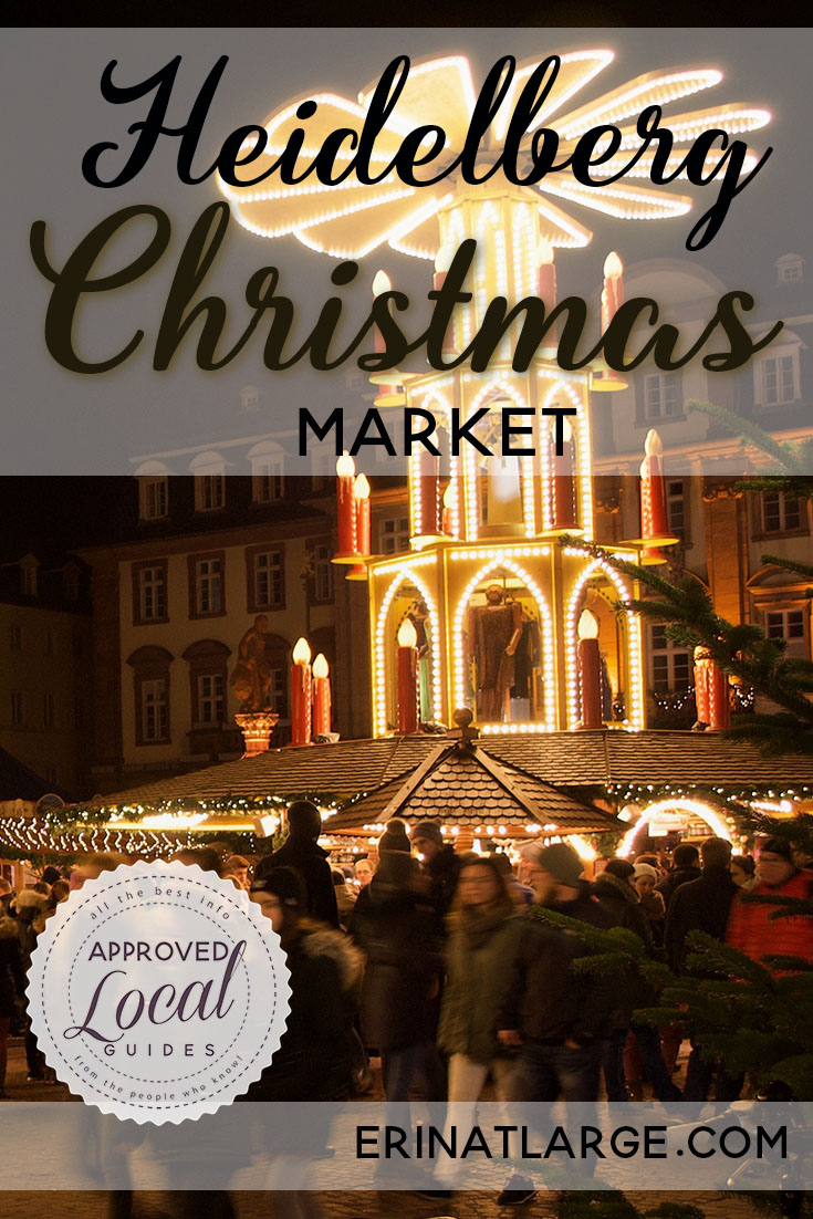 Heidelberg Christmas Market PIN
