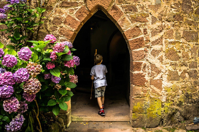 Burg Berwartstein chapel 2
