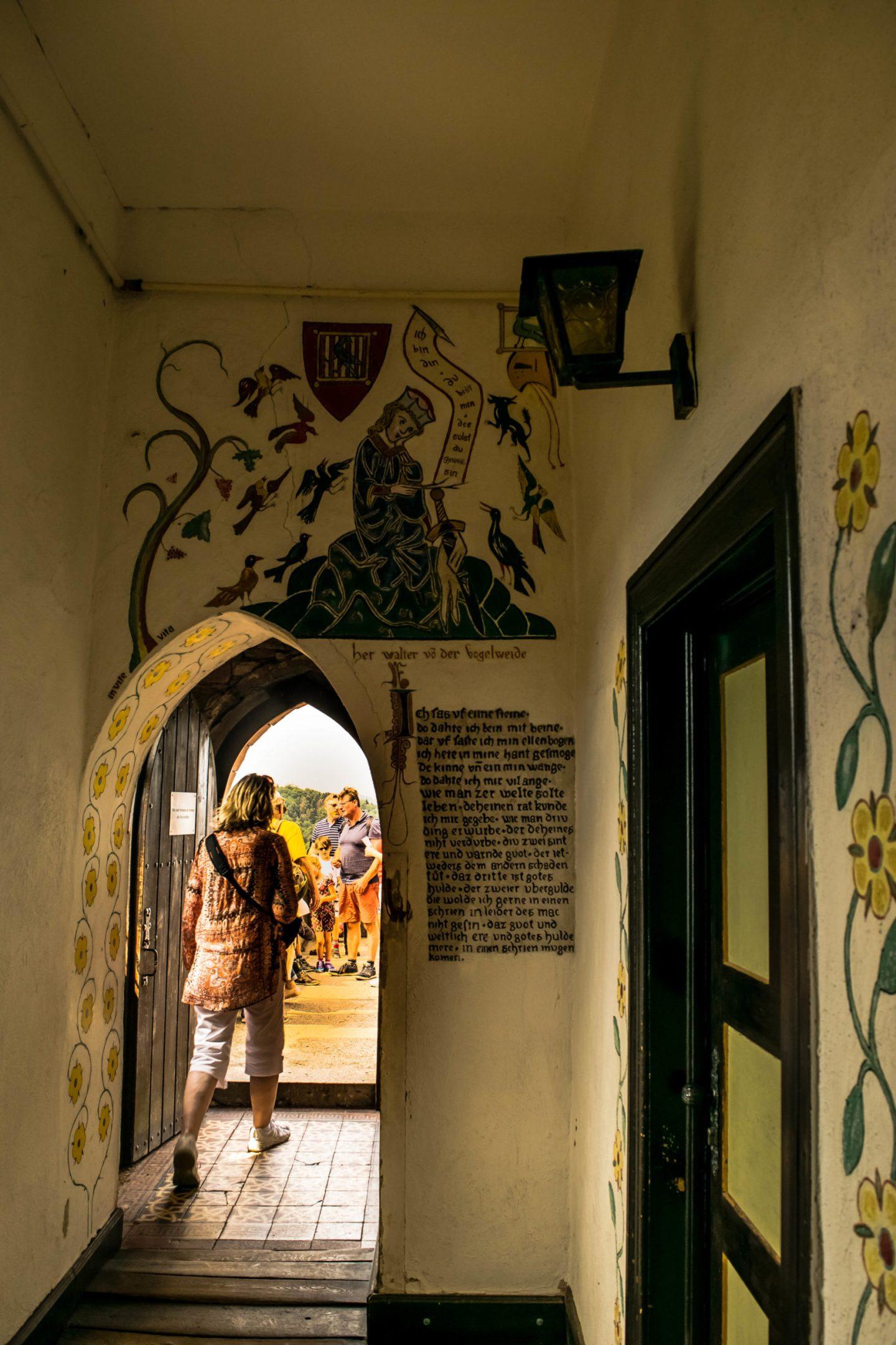 Burg Berwartstein interiors 4