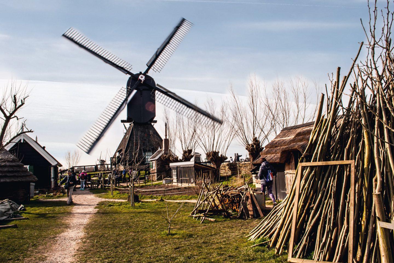 Museum windmill Blokweer
