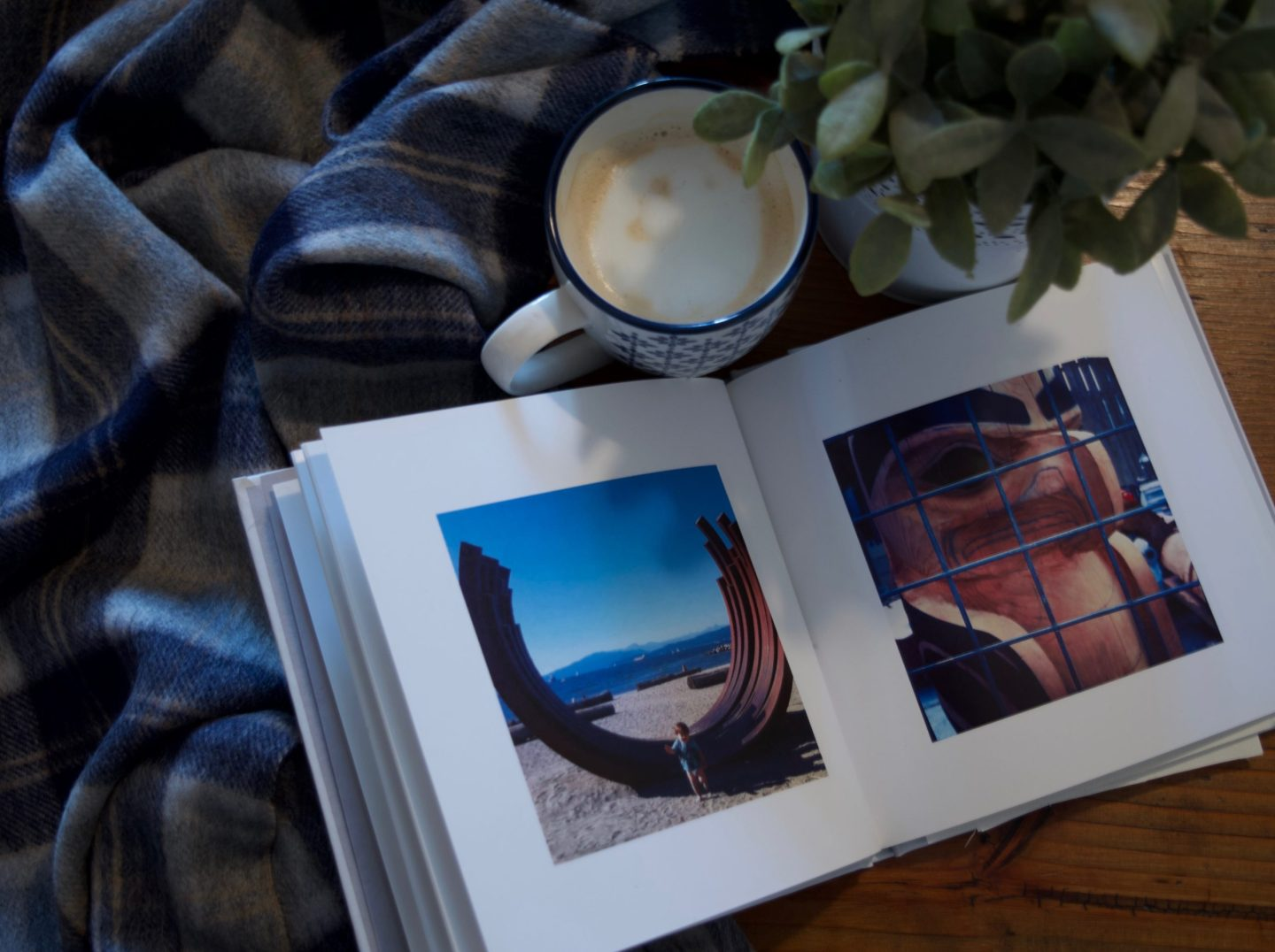 Photo books for travel gifts