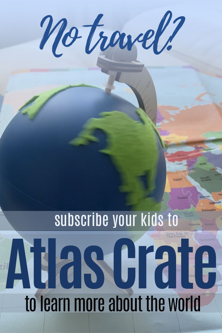 Atlas Crate PIN