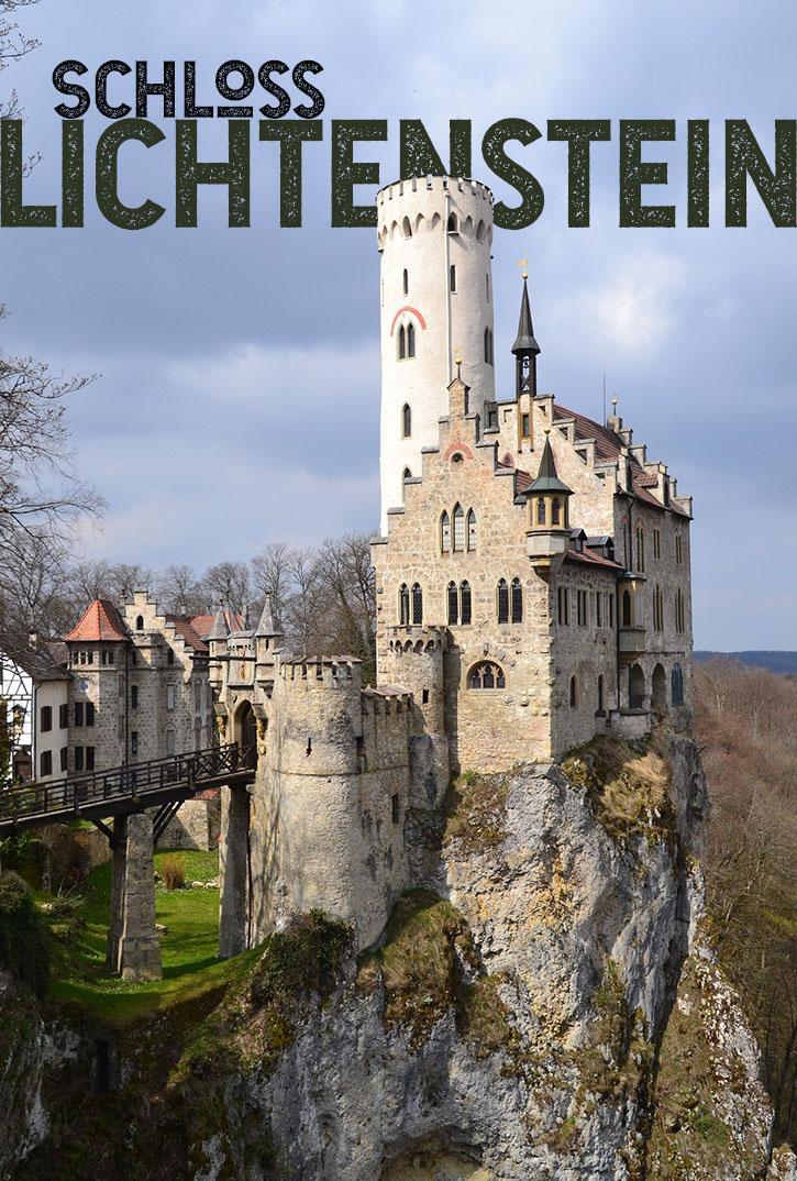 Schloss Lichtenstein PIN
