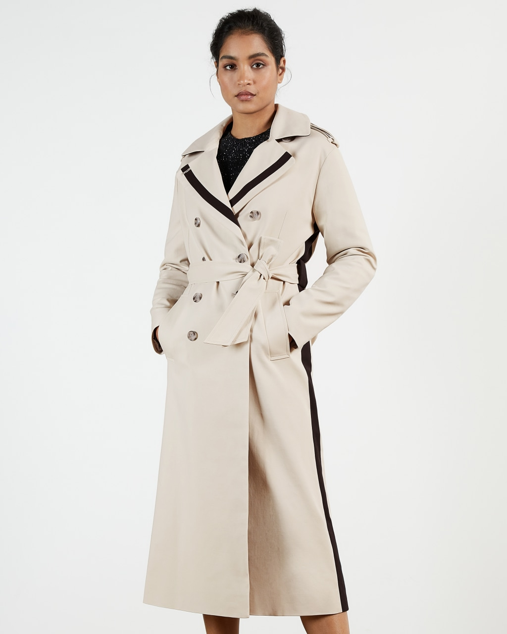 ted baker trench