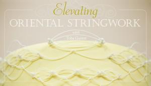 Oriental Stringwork Craftsy Class Discount Link | ErinBakes.com