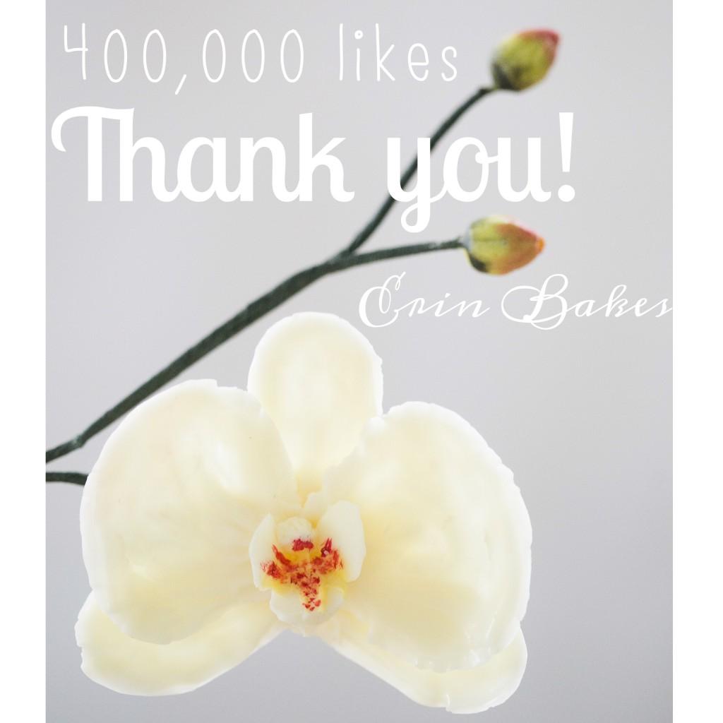 400,000 Facebook Likers!