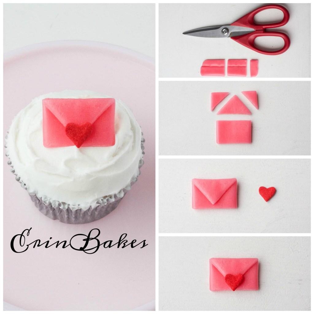 Airhead Envelope Valentine | Erin Bakes