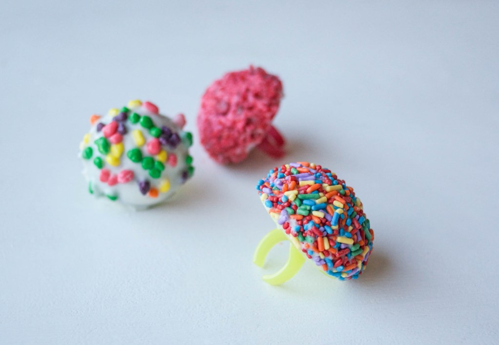 Make Your Own Cake Pop Rings