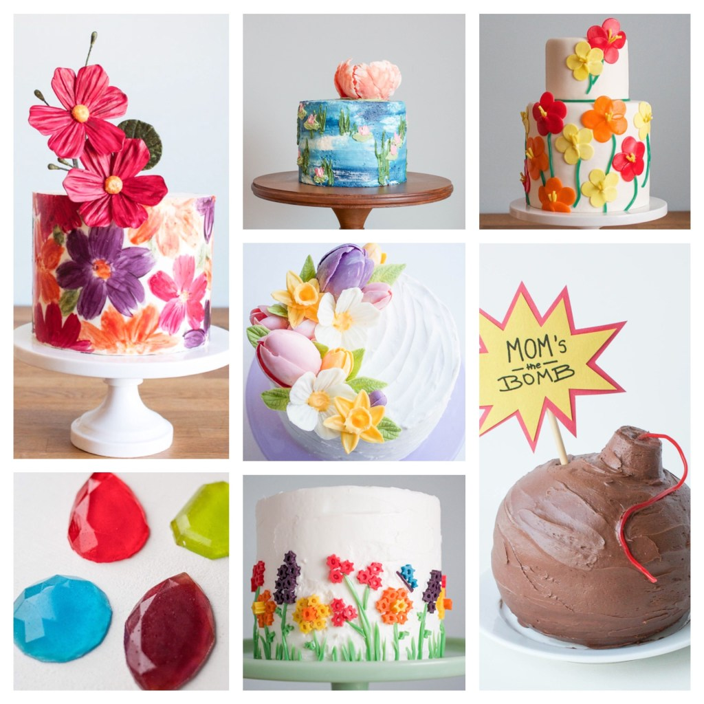 Mother's Day Projects | Erin Bakes
