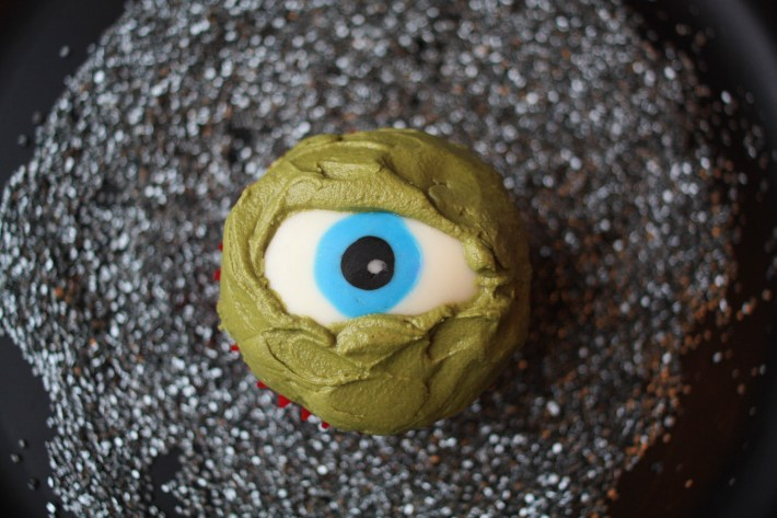 Chocolate Eyeballs | Erin Gardner | ErinBakes.com