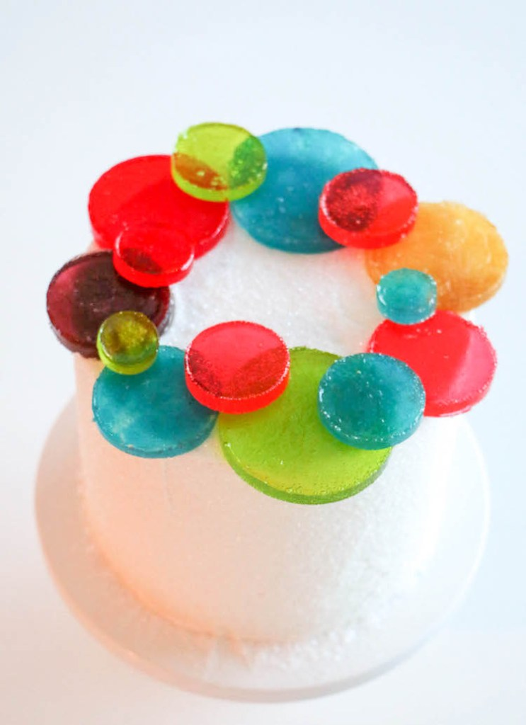 How to Make a Modern Christmas Cake   Erin Bakes