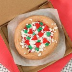 Pizza Mini Cake in a Mini Pizza Box | Erin Gardner | Erin Bakes