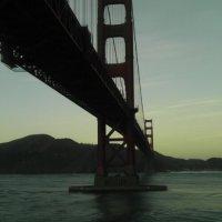 Fort Point Sunset San Francisco