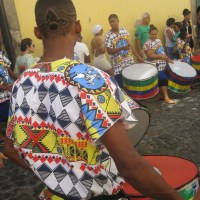 Brazilian Music and Dance Coming Full Circle at Carnival in Salvador, Brazil
