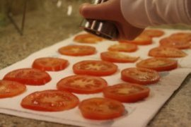 Dry Those Tomatoes