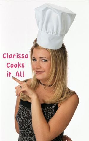 Sabrina Cooks it All!