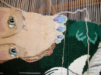 lady's jewels detail